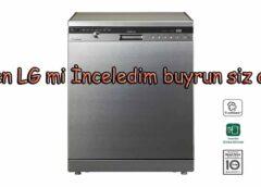 LG Bulaşık makinesi inceleme