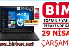 Bim Laptop HP