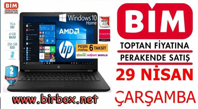 Bim Laptop HP