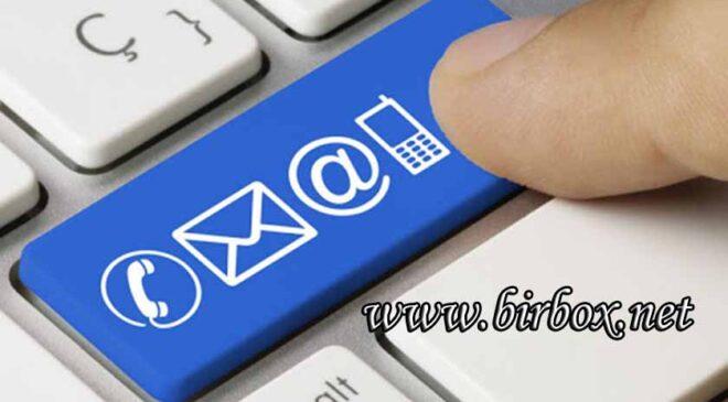 BB birbox.net İletişim
