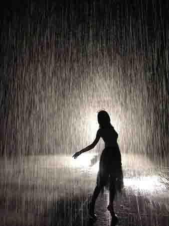 Yağmurda Yürümek