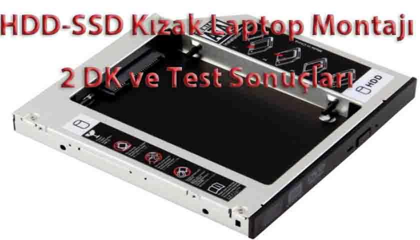 SSD - HDD Kızak