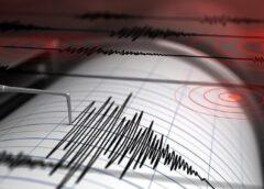 Türkiyede Deprem