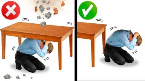 Depremde Nasıl Durmalıyız